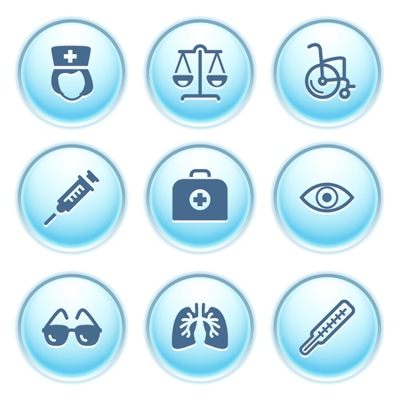 squirt: Icons on blue buttons 13