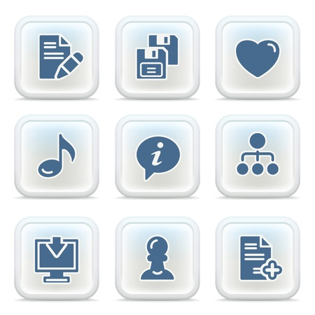 fdd: Internet icons on buttons 31
