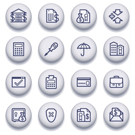 configure: icons set for websites, guides, booklets.