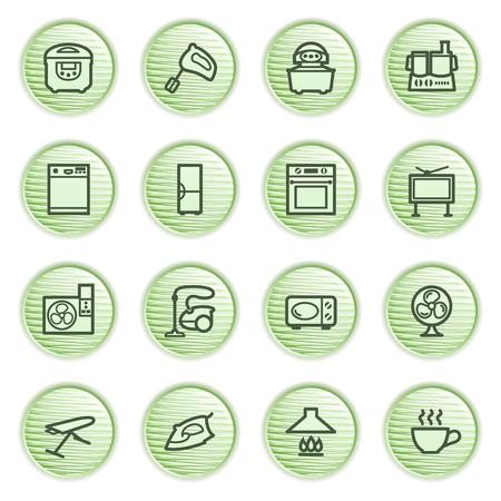 microwave antenna: Electrodom�sticos Serie verde