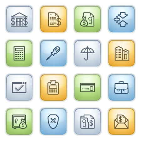 icons set for websites, guides, booklets. Stock Vector - 13870688