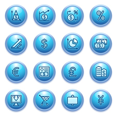 icons set for websites, guides, booklets Stock Vector - 14655537