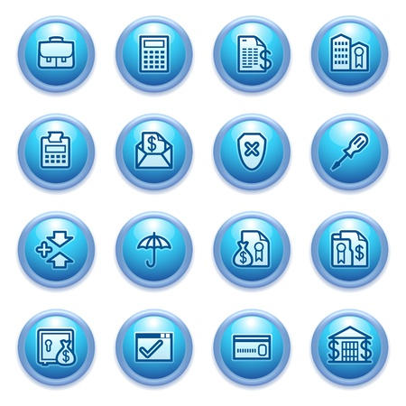 guides: icons set for websites, guides, booklets  Illustration