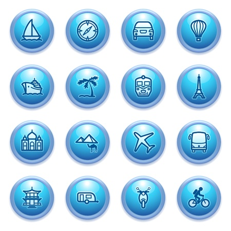 icons set for websites, guides, booklets Stock Vector - 14662454