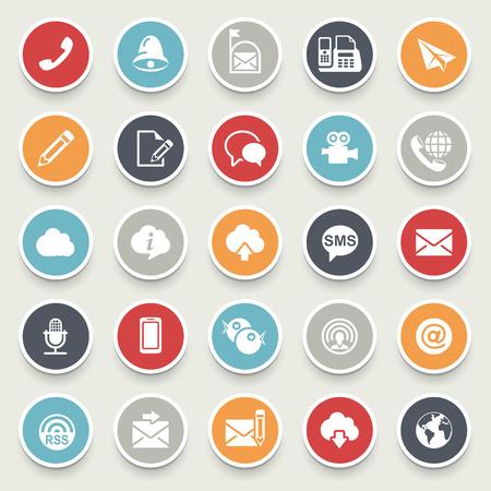 icone: Icone di comunicazione.