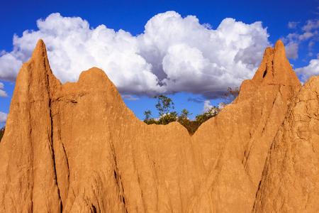 Nature landscape of canyon.