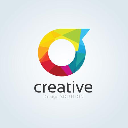 Creative Logo Template Illustration