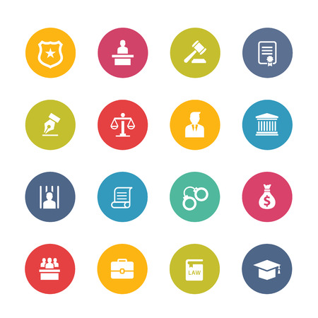 tribunal: Law icon