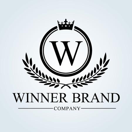 高級ビンテージ ロゴ