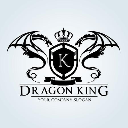 Luxury Vintage logo Imagens - 46666621