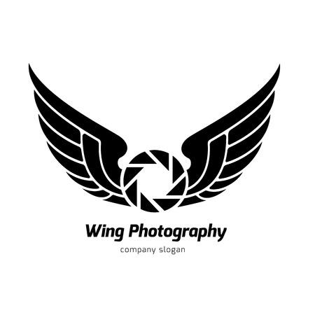 Template vettoriale Uccello Archivio Fotografico - 52243416