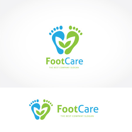 foot care: Foot care logo,foot spa logo,foot symbol logo,foot icon,vector logo template