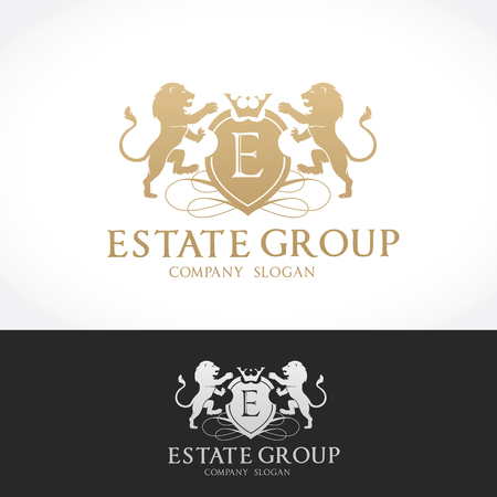 real estate logo Template.