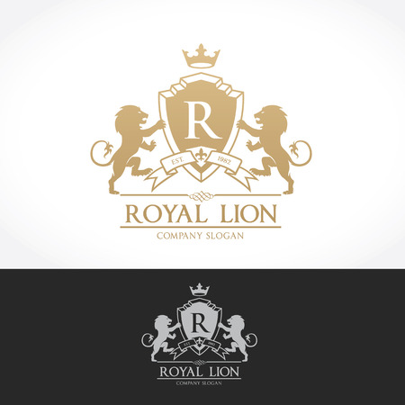 royal: Royal Lion logo