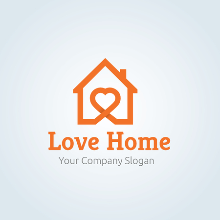 Love Home Logo, home logo
