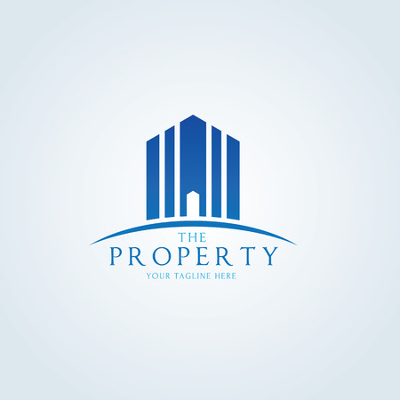 renter: Property logo, real estate logo, home logo