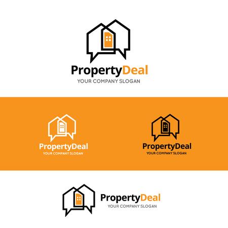 homeowner: Real Estate Deal logo