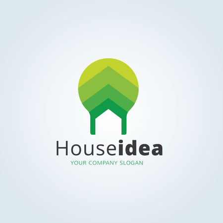 house logo: House idea logo