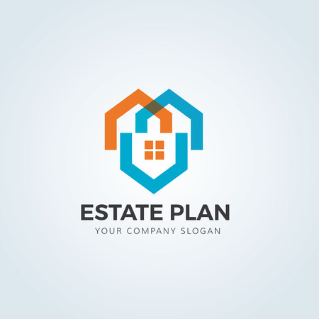 renter: estate plan logo template