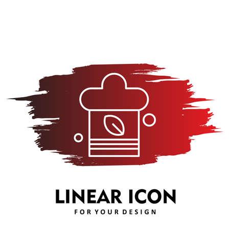 vector chief cap Icon