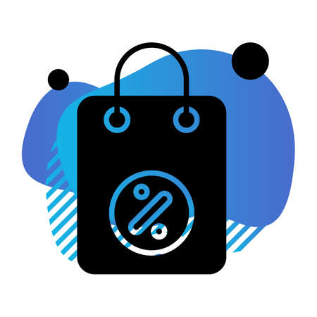 vector Bag Icon Stock fotó - 155447918