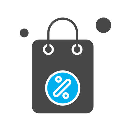vector Bag Icon Stock fotó - 155448014