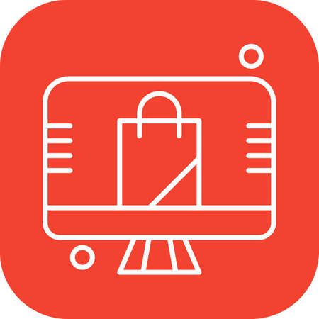 vector Bag Icon Stock fotó - 155448148