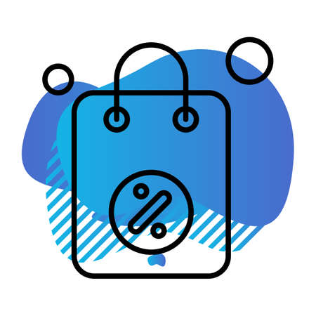 vector Bag Icon Stock fotó - 155448298