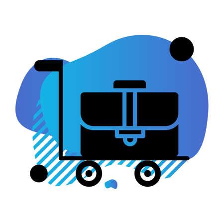 vector Bag Icon