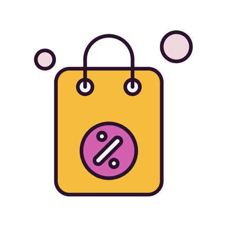 vector Bag Icon Stock fotó - 155448648