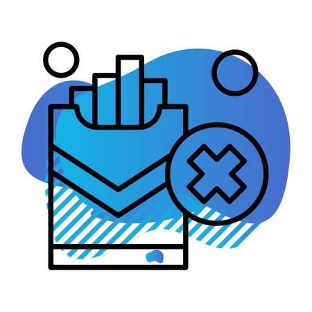 vector Cigarette Icon