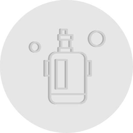 vector lighter Icon