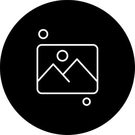 vector Gallery Icon