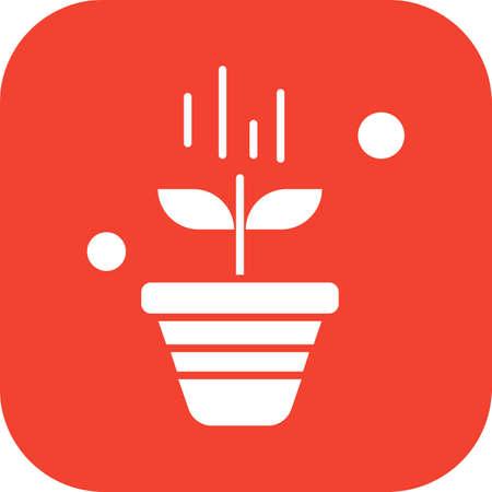 vector plant Icon