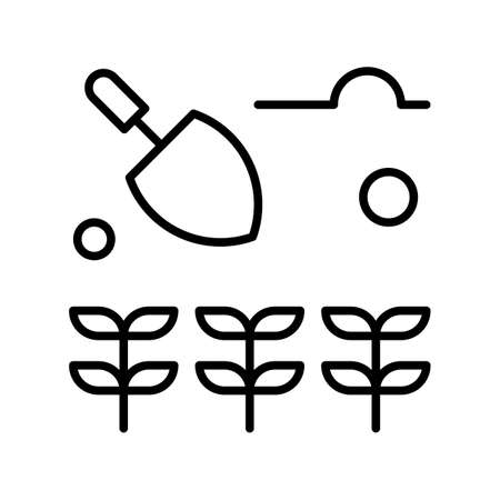 vector Agriculture Icon