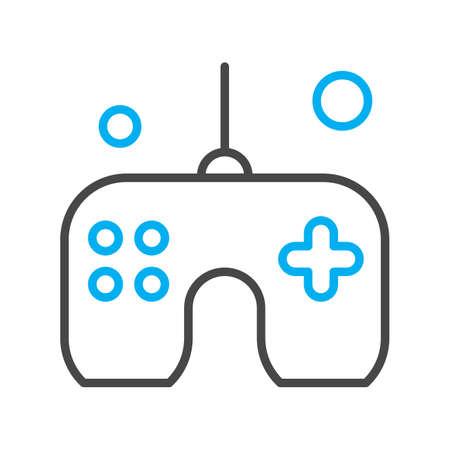 vector joystick Icon