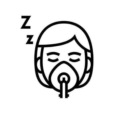 check list line icon vector. check list sign. isolated contour symbol black illustration Ilustrace
