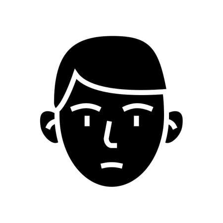 otoplasty disease line icon vector. otoplasty disease sign. isolated contour symbol black illustration
