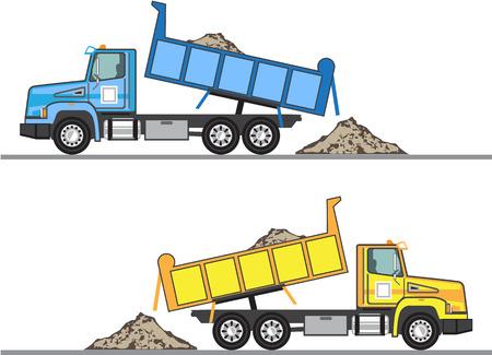 dumptruck: Dump Truck