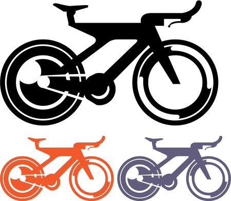 自転車のアイコン ベクトル イラスト クリップ アート イメージ ファイル