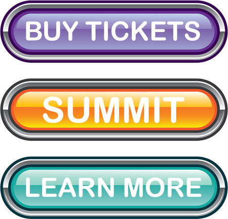 Buy Tickets Summing Learn More buttons illustration clip-art image Illustration