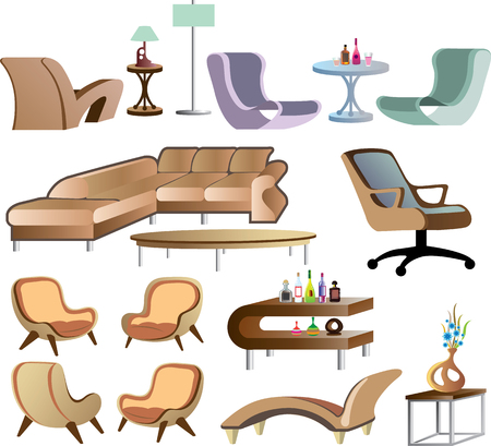 Furniture Collection Set