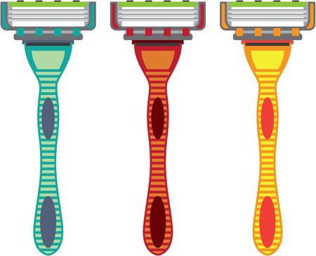 Razor  illustration clip-art image file