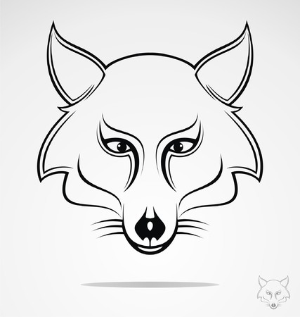 tribalism: Fox Head
