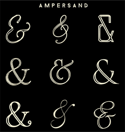 ampersand: Ampersand Collections