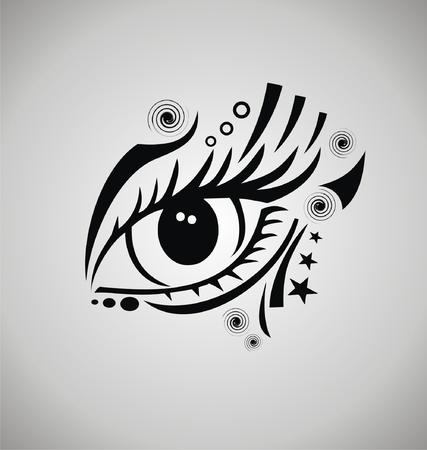 tribalism: Tribal Eyes