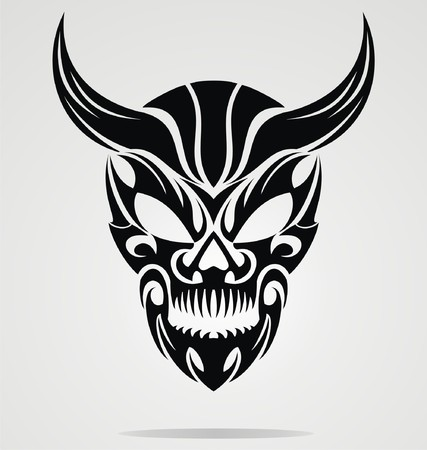 demons: Demon Head Tribal