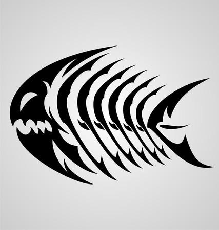 fisher animal: Monster Fish Tribal