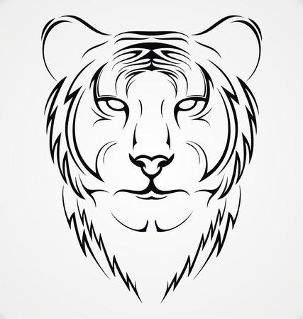 tribalism: Tribal Tiger