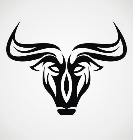 wilds: Bulls Head Tattoo